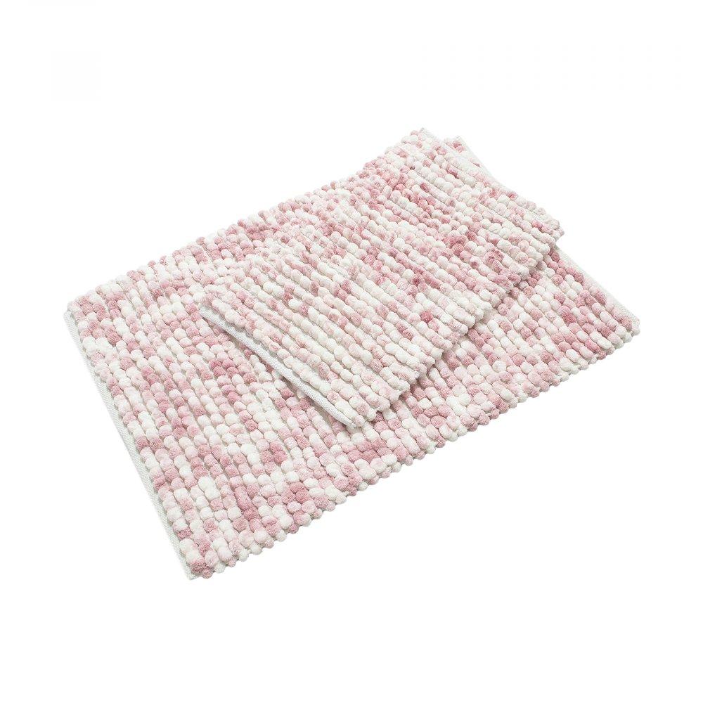 Набор ковриков Irya - Ottova pink розовый 60*90+40*60