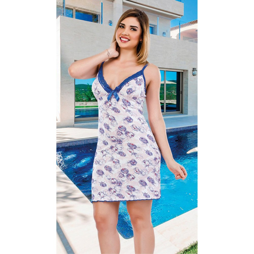 Домашняя одежда Lady Lingerie - 6201 S/M сарафан