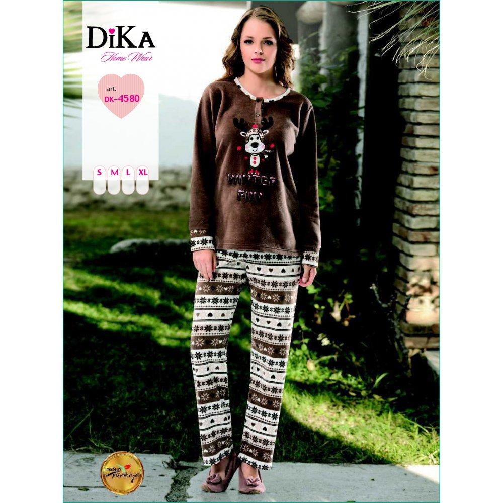 Домашняя одежда Dika - Пижама женская 4580 L