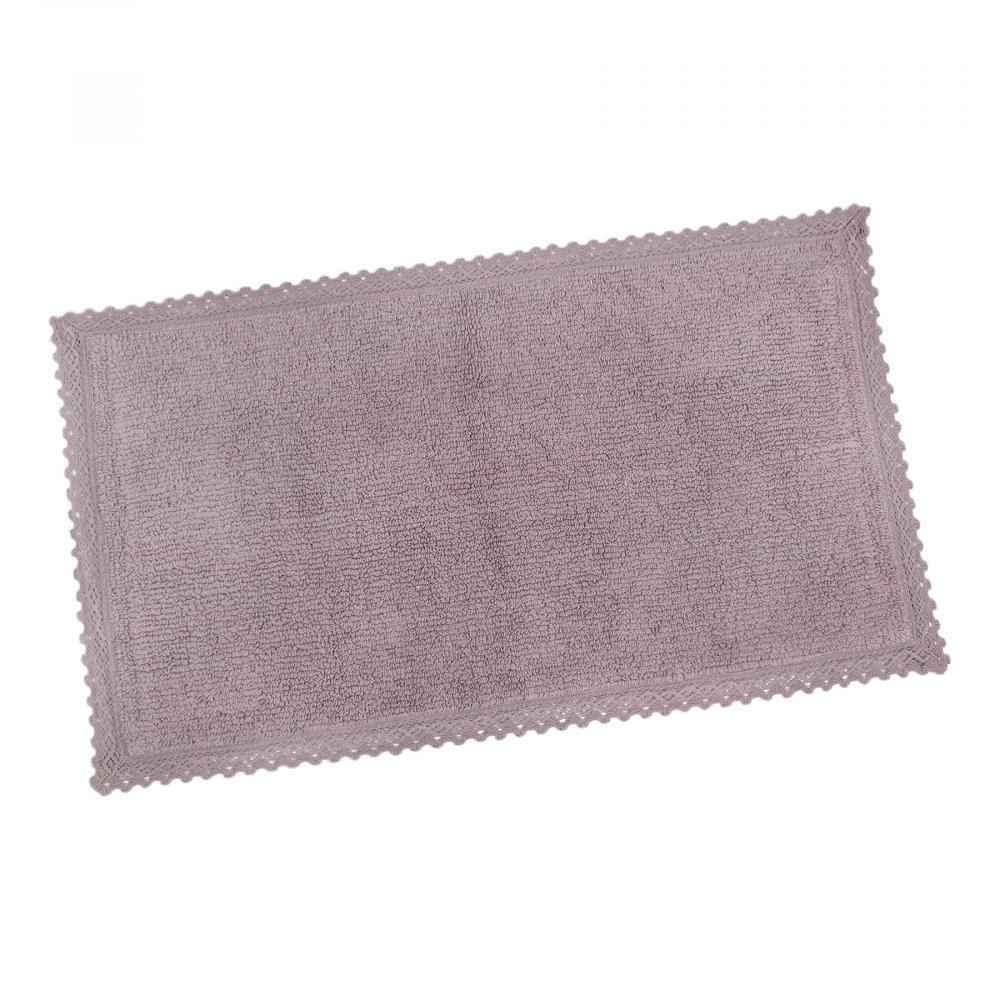 Коврик Irya - Polka lavender сиреневый 50*90