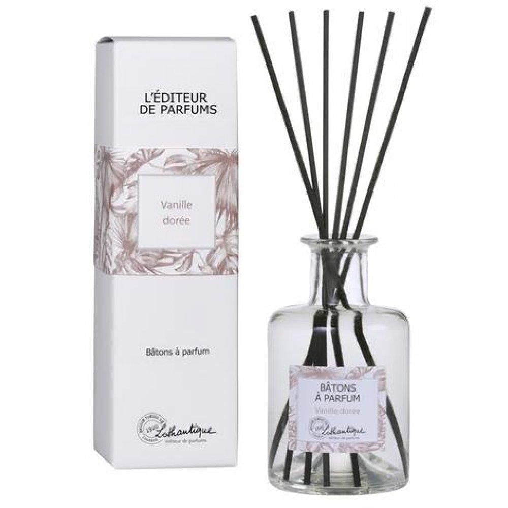 Диффузор-парфюм Lothantique - Vanille doree Золотая ваниль 200 мл
