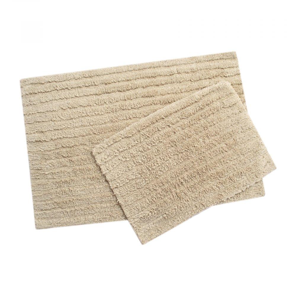 Набор ковриков Irya - Jan bej бежевый 60*90+40*60