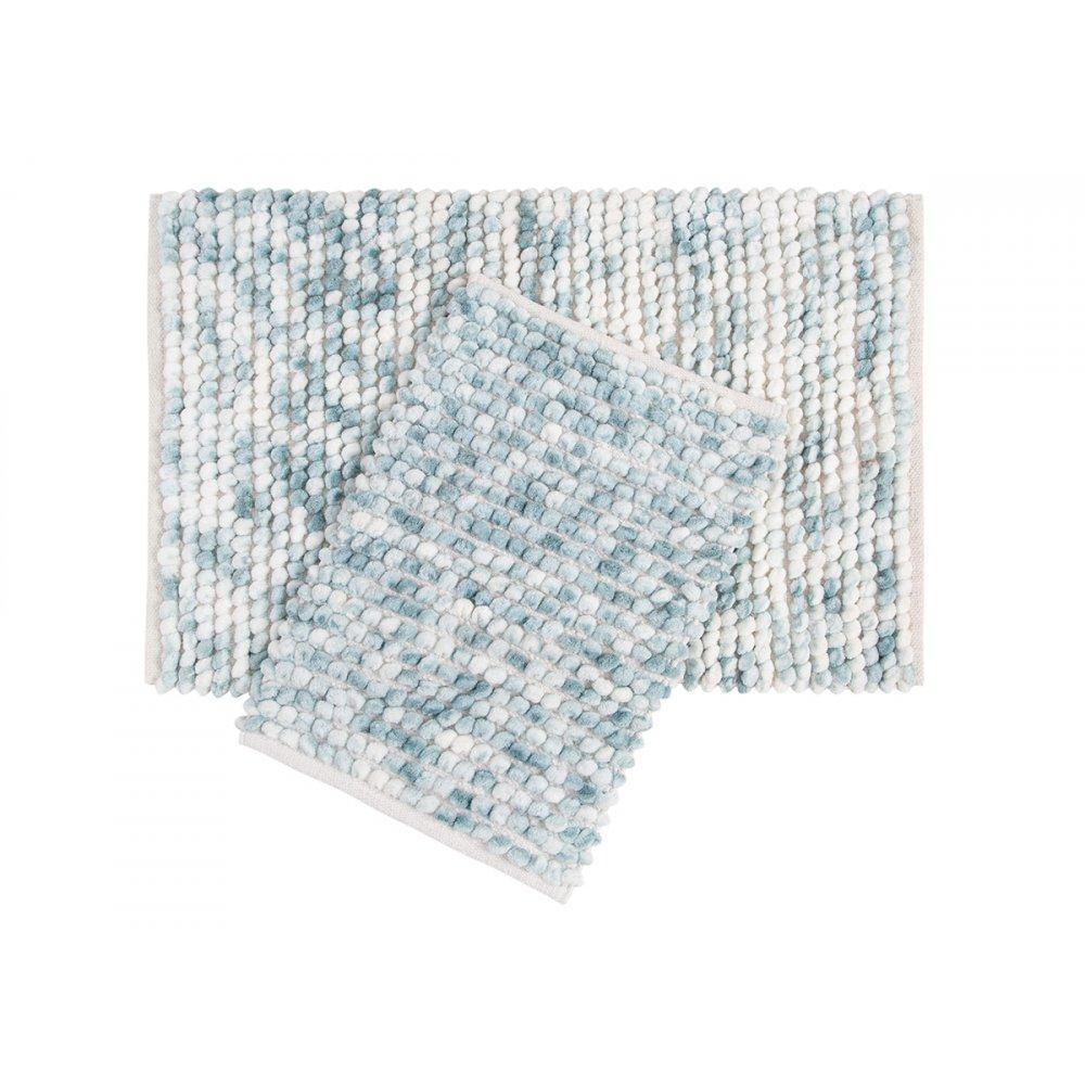 Набор ковриков Irya - Ottova green зеленый 60*90+40*60