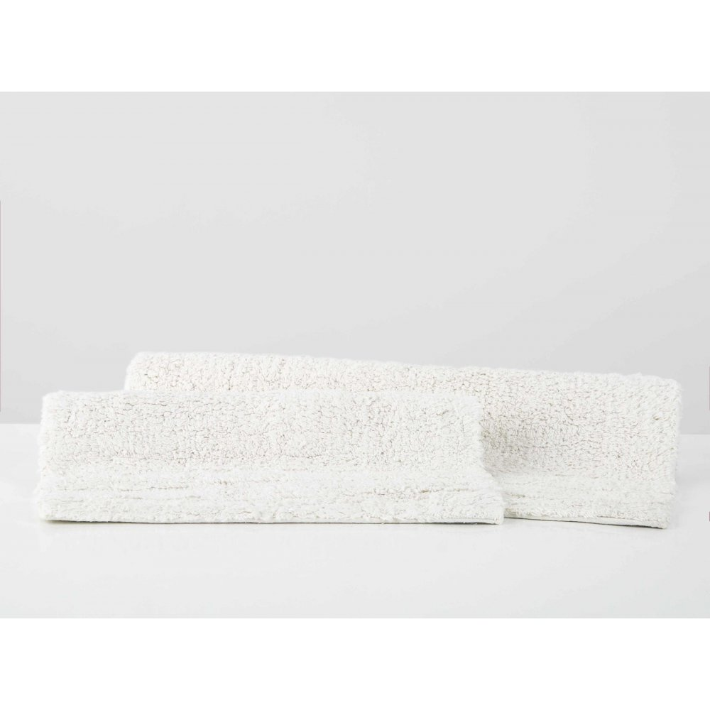 Набор ковриков Irya - Krios ekru молочный 40*60+55*85