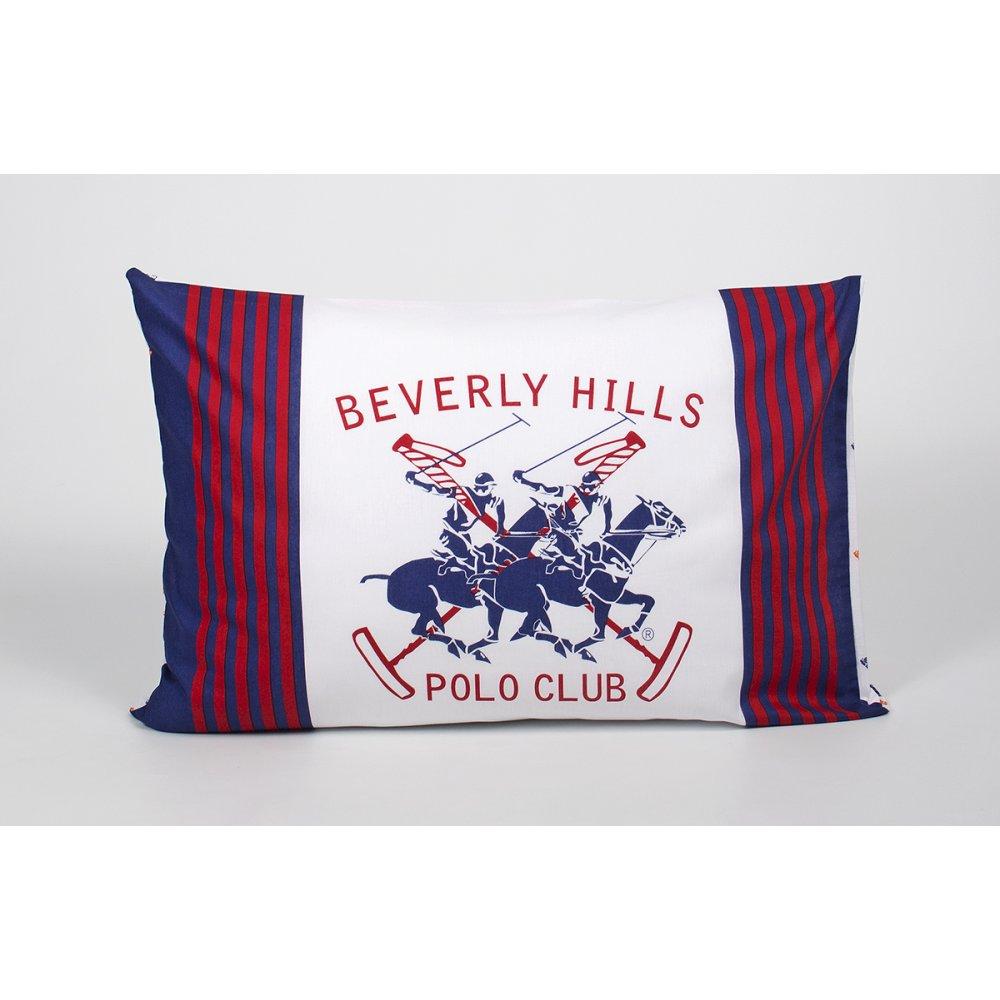 Наволочки Beverly Hills Polo Club - BHPC 009 Red 50*70 (2 шт)