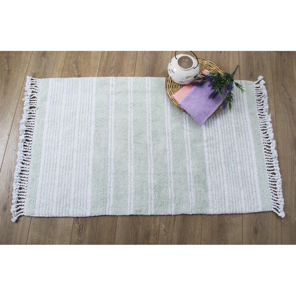 Набор ковриков Irya - Relax yesil зеленый 60*90+40*60