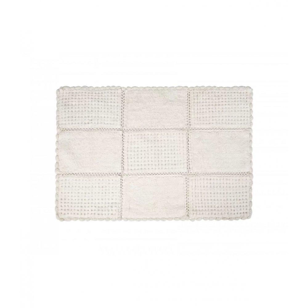 Набор ковриков Irya - Sandy ekru молочный 65*100+45*65
