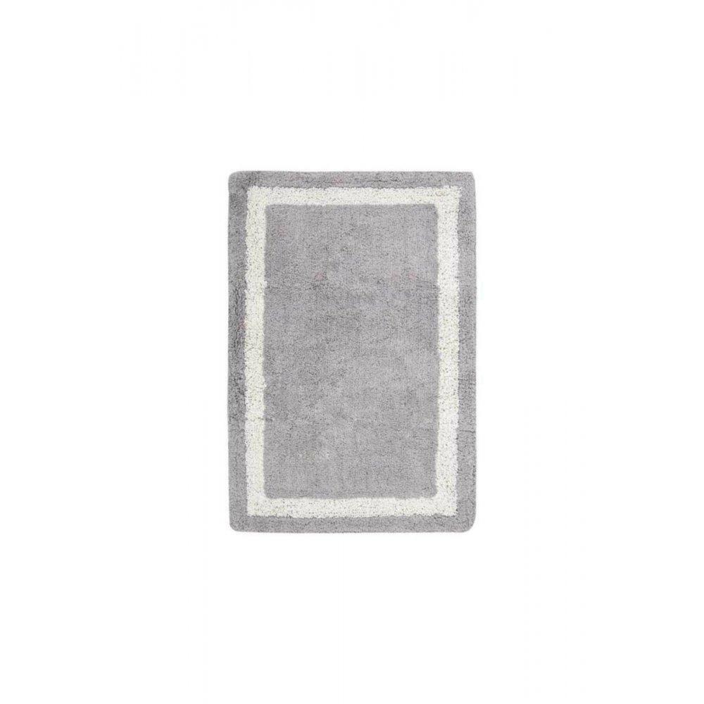 Коврик Irya - Liberte gri серый 70*110