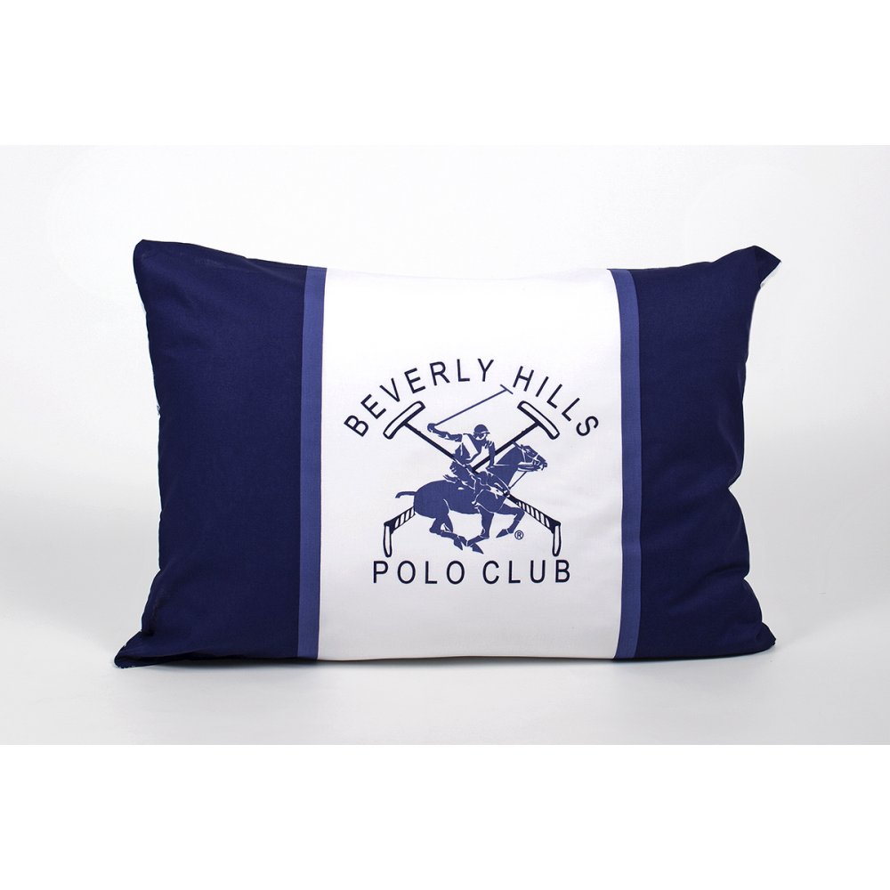 Наволочки Beverly Hills Polo Club - BHPC 029 Blue 50*70 (2 шт)