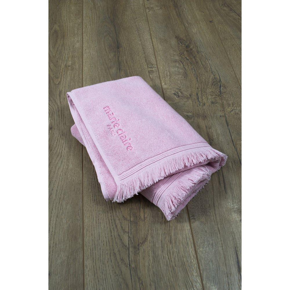 Коврик для ванной Marie Claire - Frangine розовый 60*80