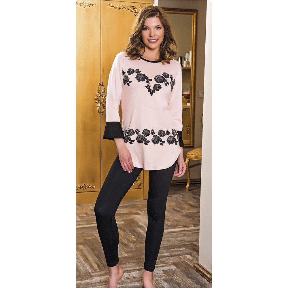 Домашняя одежда Lady Lingerie - 9354 XL пижама