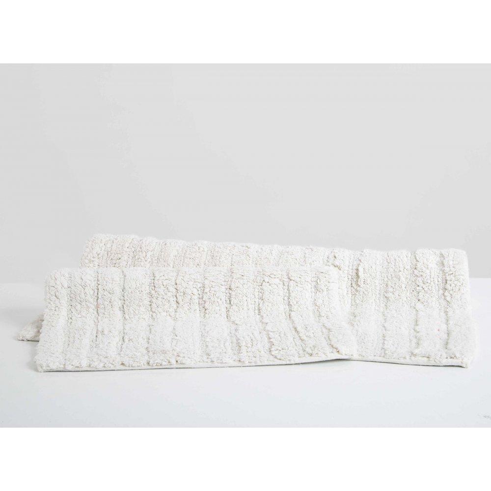Набор ковриков Irya - Jan ekru молочный 60*90+40*60