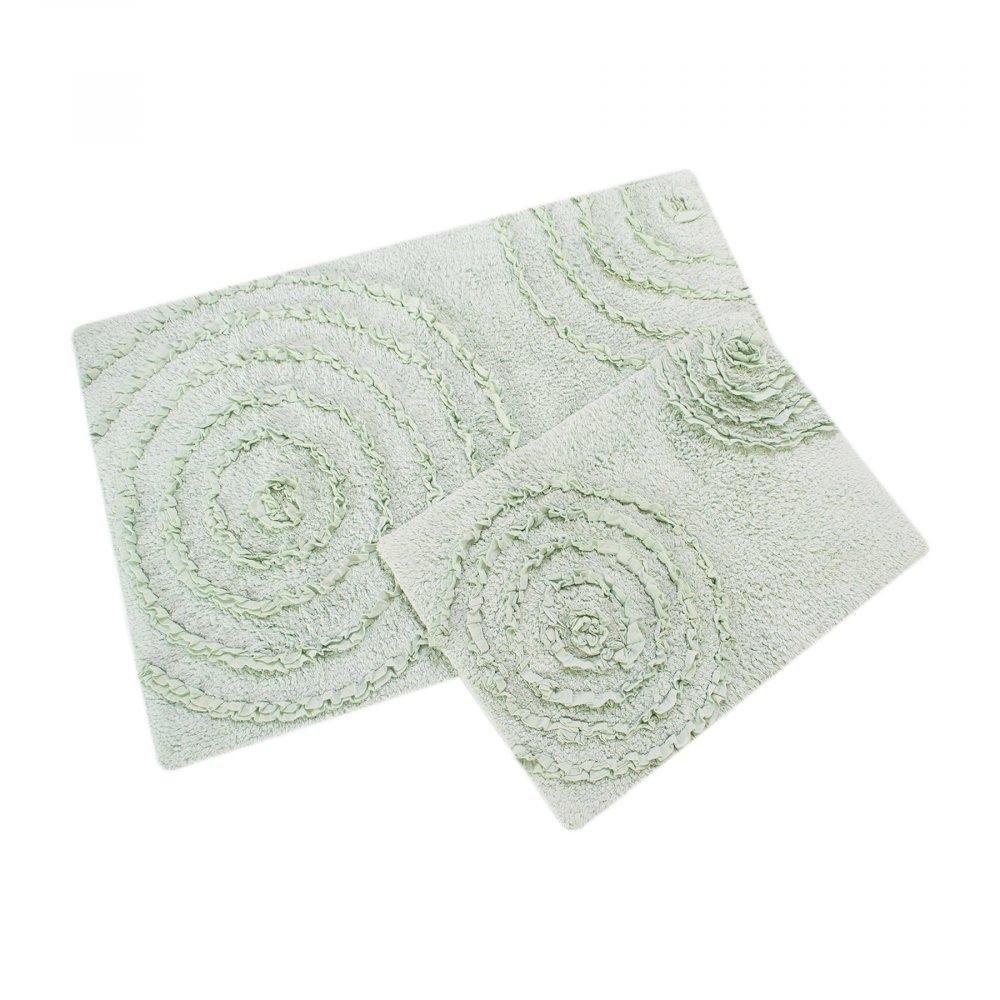 Набор ковриков Irya - Capri aqua 60*90+40*60