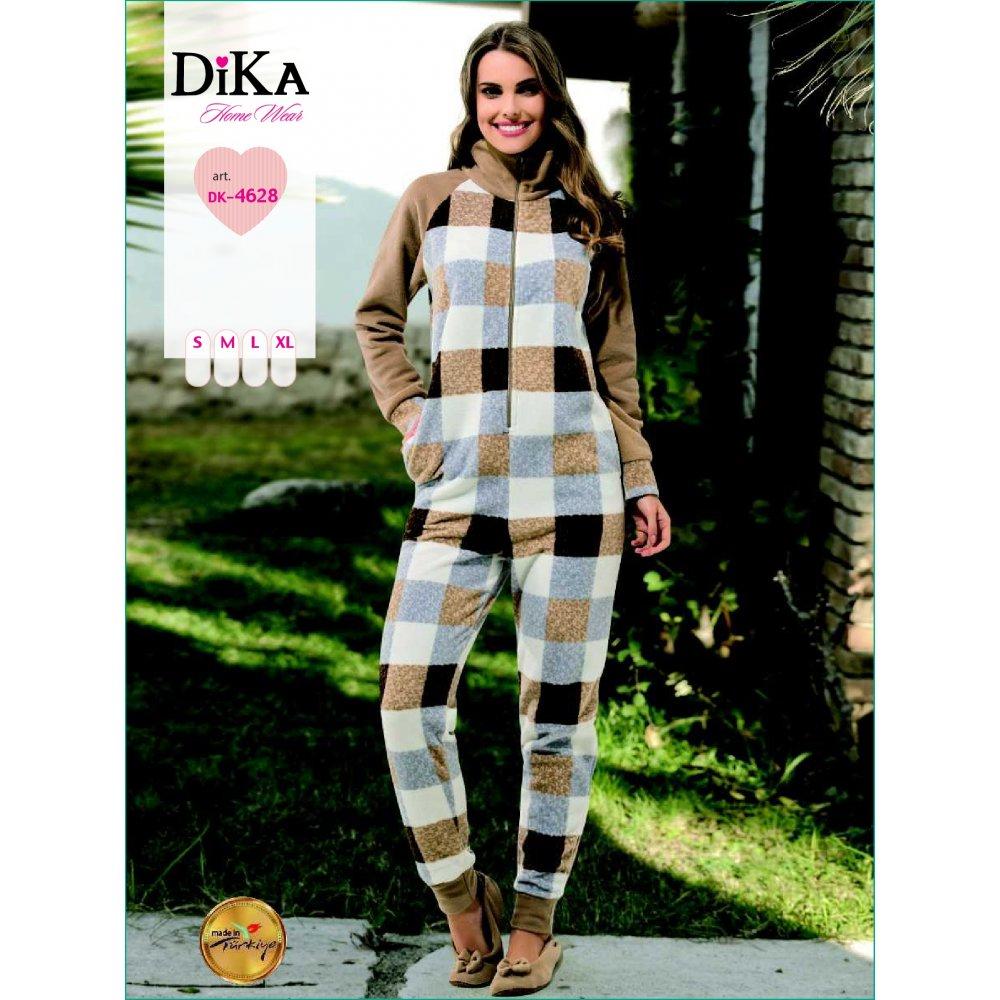 Домашняя одежда Dika - Пижама женская 4628 XL