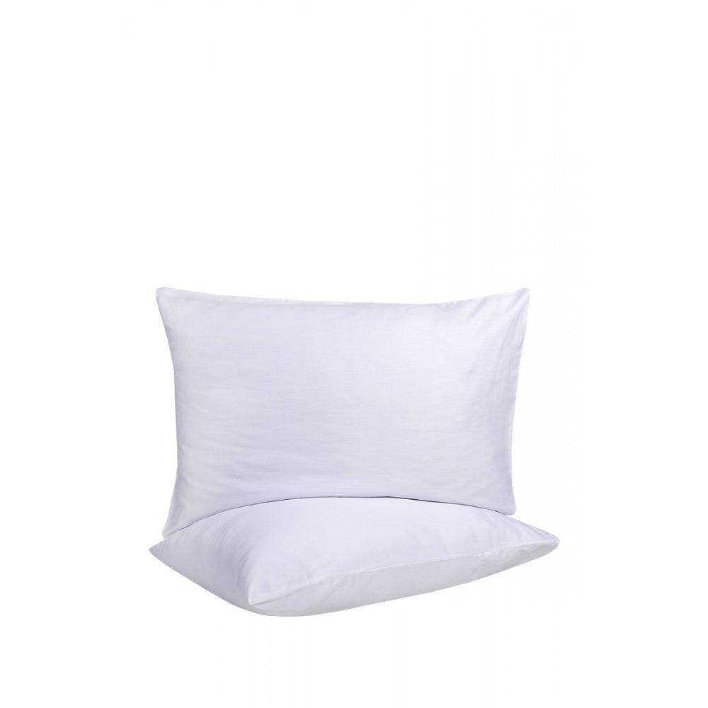Наволочки Lotus Отель - Сатин Классик Турция белый 40*60 (2 шт)