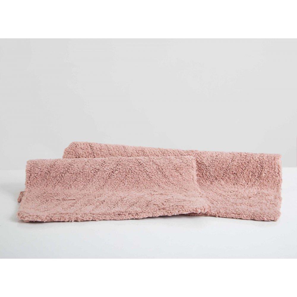 Набор ковриков Irya - Gestro gul kurusu розовый 60*90+40*60