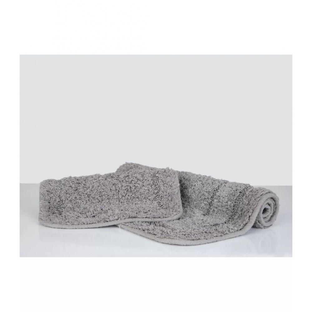 Набор ковриков Irya - Nico gri серый 60*90+40*60