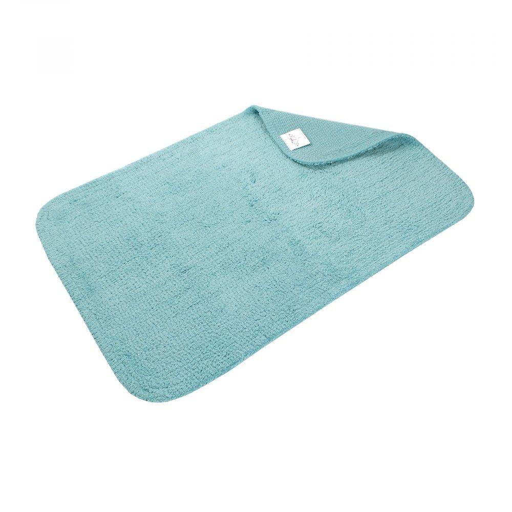Коврик Irya - Basic turquoise бирюзовый 50*80