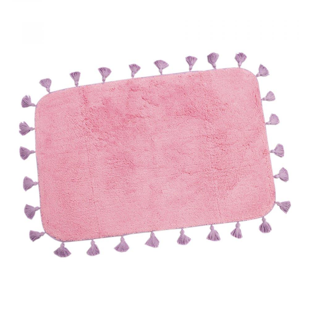 Коврик Irya - Joy pembe розовый 70*110