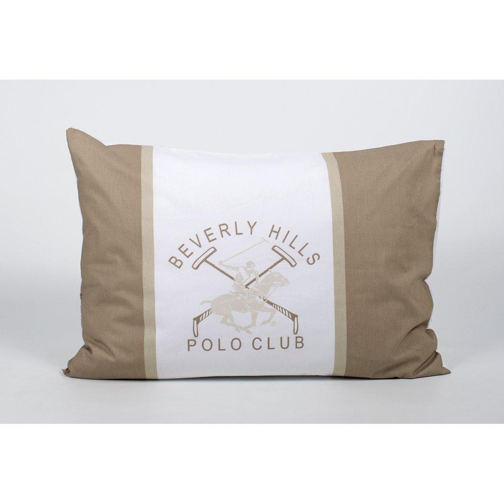 Наволочки Beverly Hills Polo Club - BHPC 024 Cream 50*70 (2 шт)