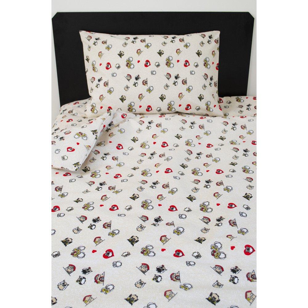 Детское постельное белье для младенцев Lotus ранфорс - LoLa бежевый