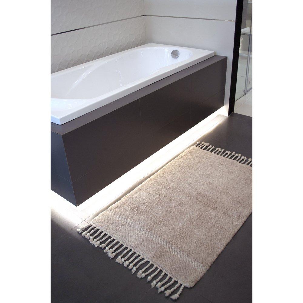 Набор ковриков Irya - Paloma pudra пудра 60*90+40*60