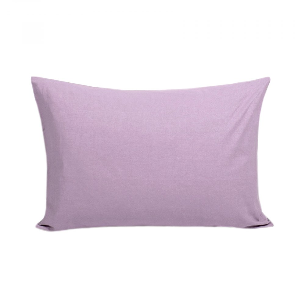 Наволочки Iris Home Premium - Лиловый 50*70 (2 шт)