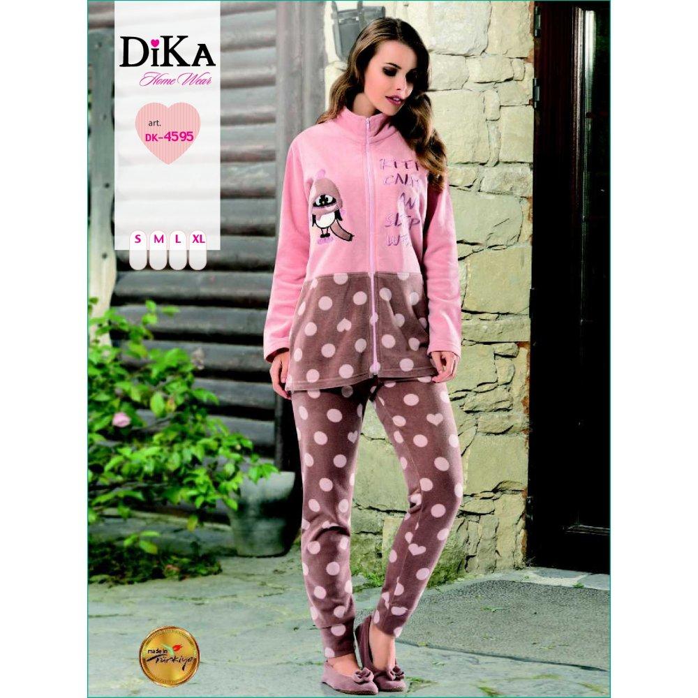 Домашняя одежда Dika - Пижама женская 4595 L