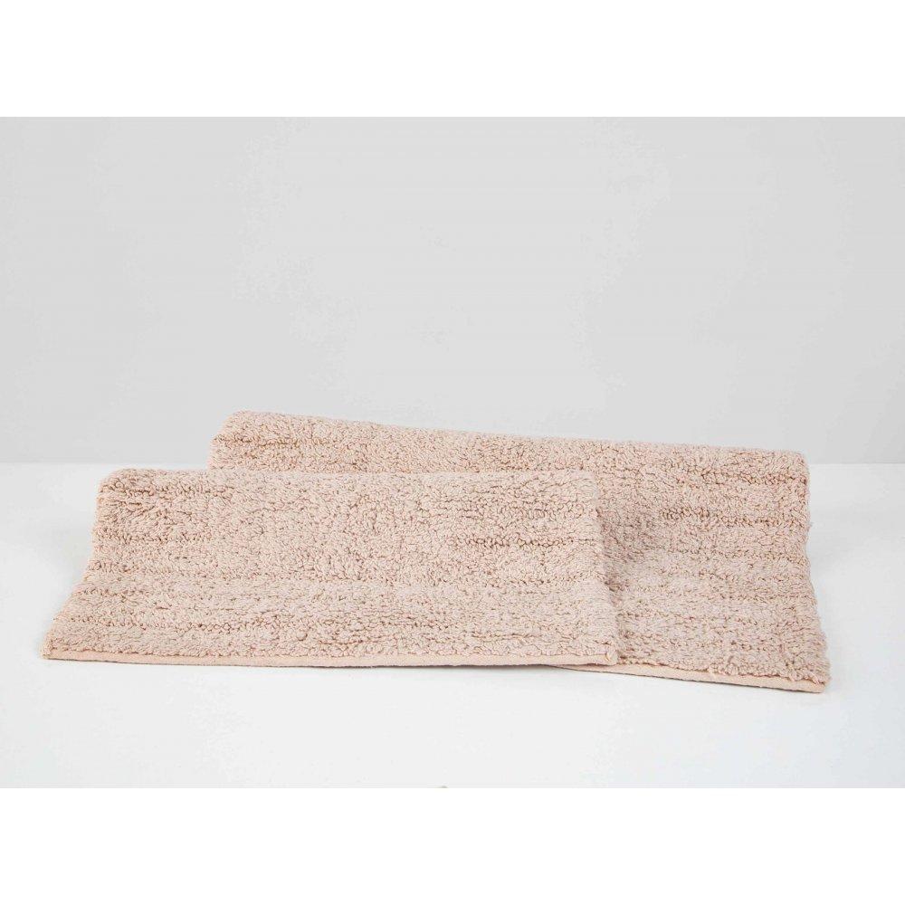 Набор ковриков Irya - Huber pudra пудра 50*80+35*55