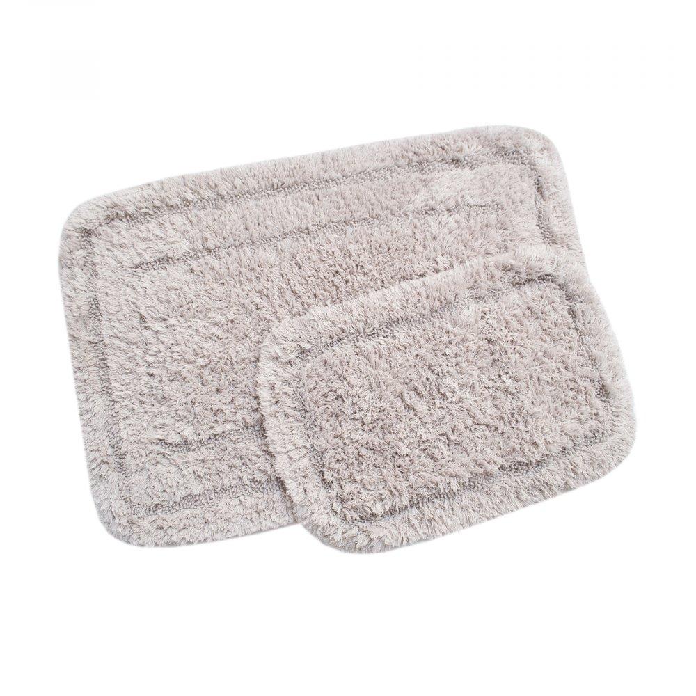 Набор ковриков Irya - Nico bej бежевый 60*90+40*60