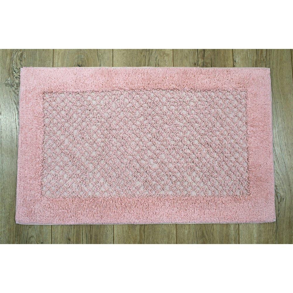 Коврик Irya - Waffles pink 60*120