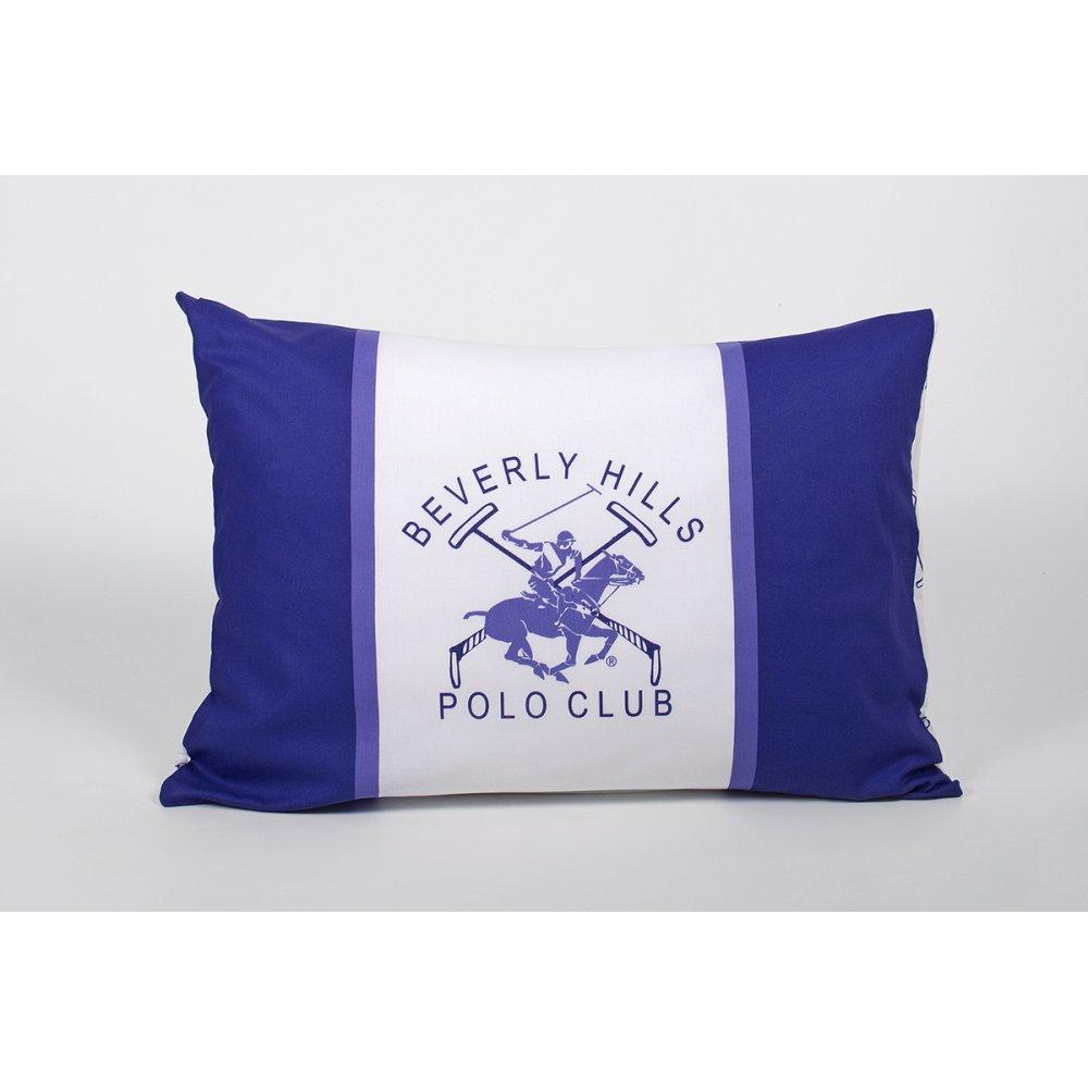 Наволочки Beverly Hills Polo Club - BHPC 029 Lilac 50*70 (2 шт)