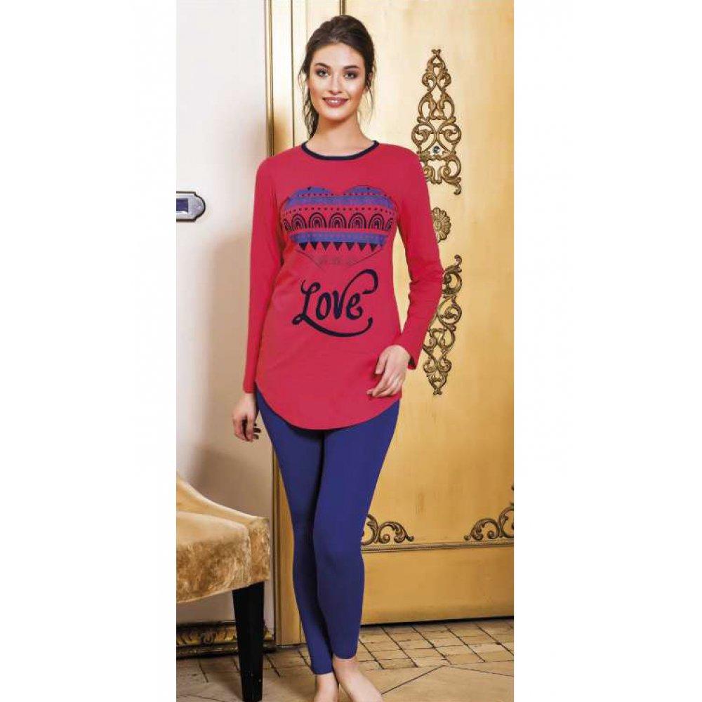 Домашняя одежда Lady Lingerie - 9283 M/L пижама