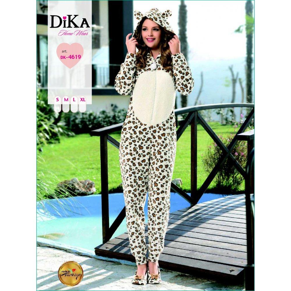 Домашняя одежда Dika - Пижама женская 4619 L