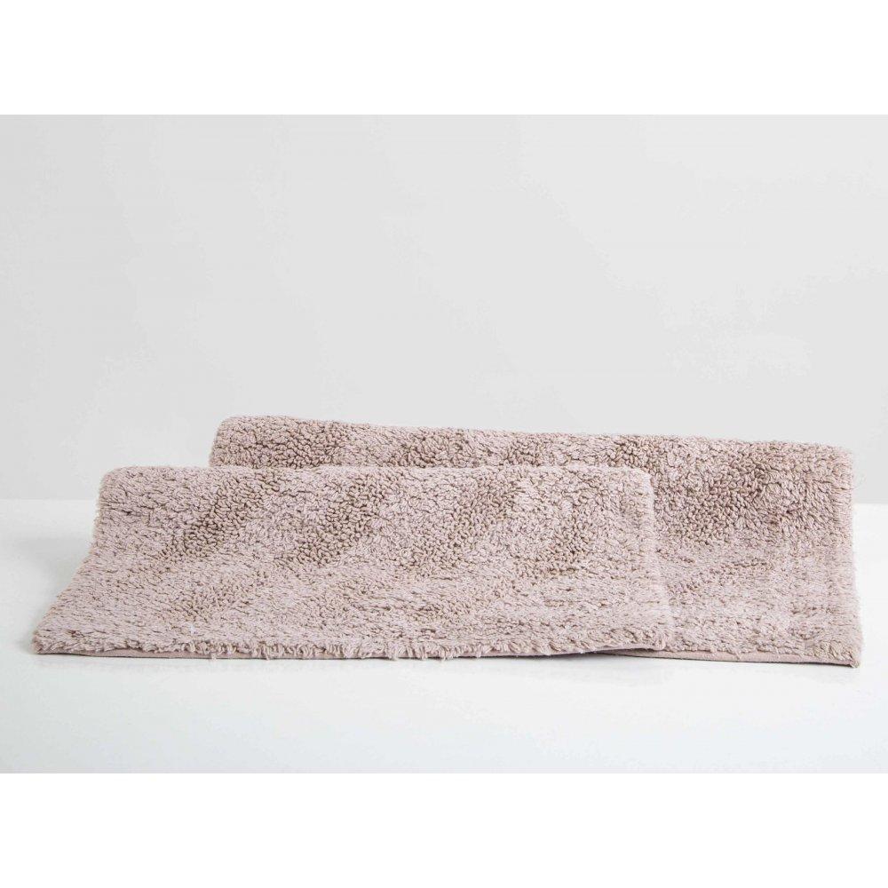 Набор ковриков Irya - Kensas lila лиловый 40*60+55*85