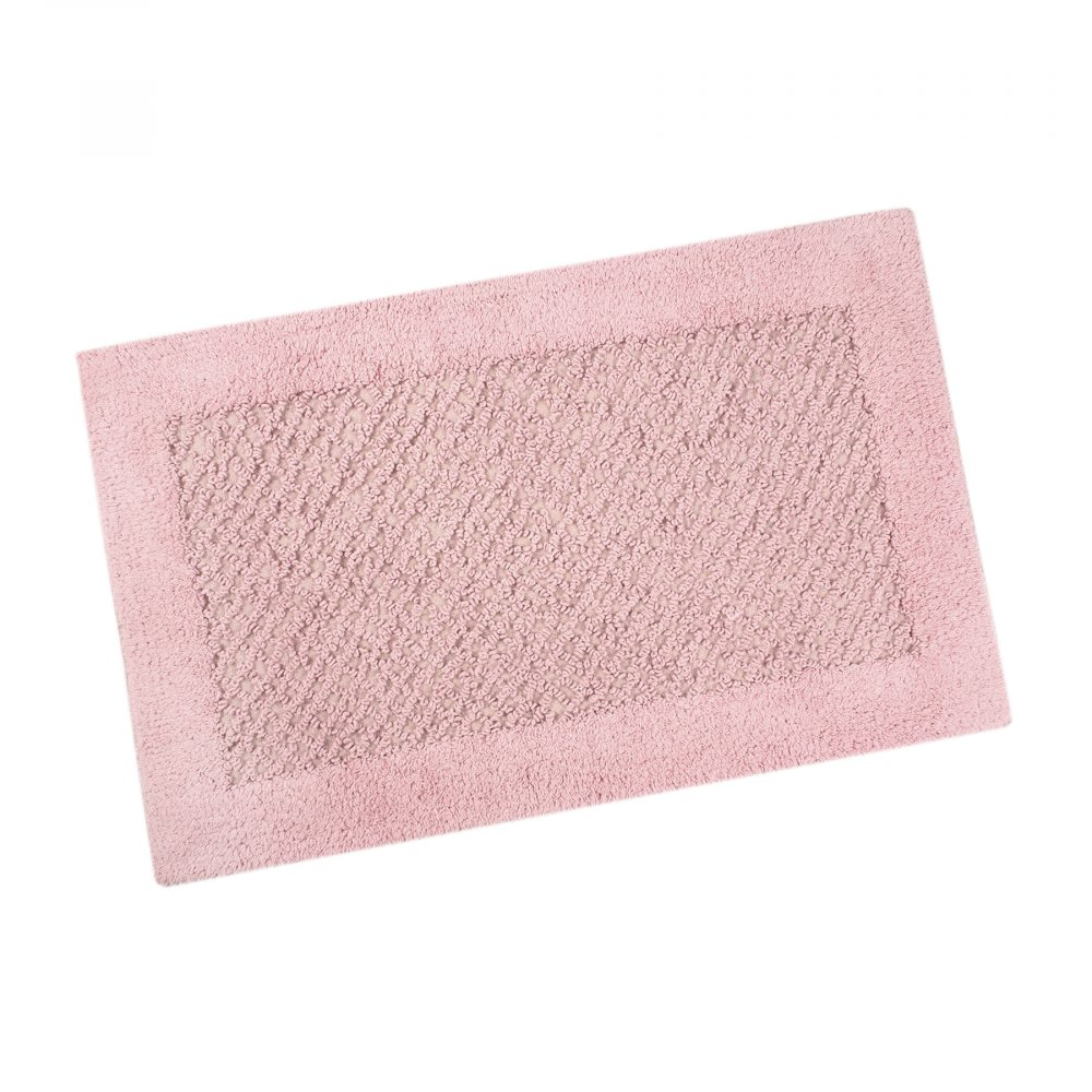 Коврик Irya - Waffles pink 50*80
