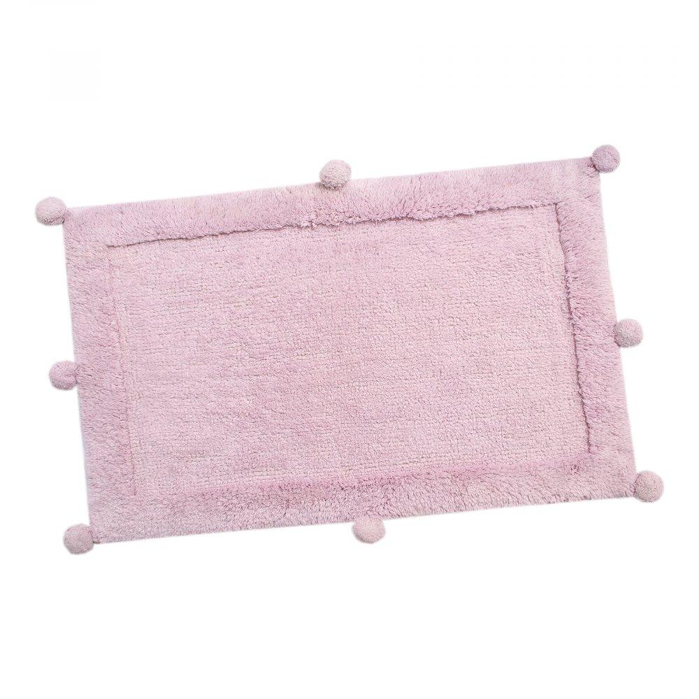Коврик Irya - New Stria pembe розовый 70*110
