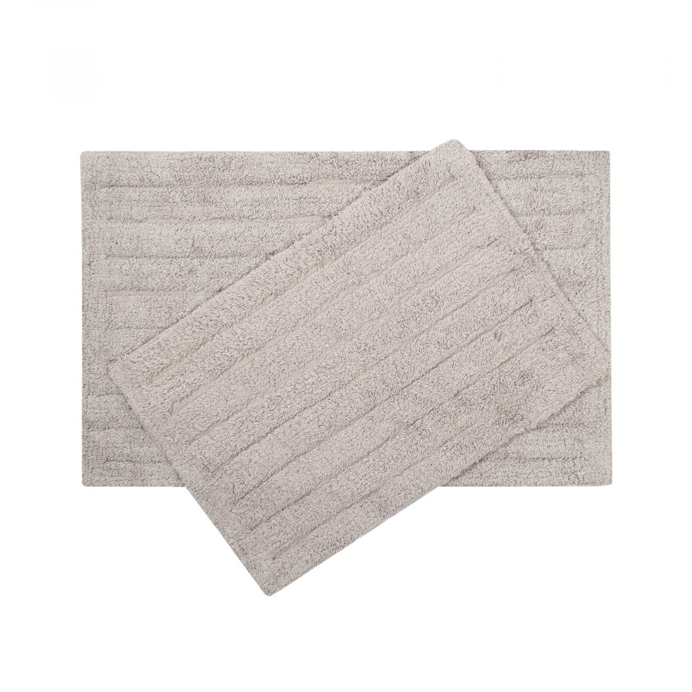 Набор ковриков Shalla - Dax bej бежевый 40*60+50*80
