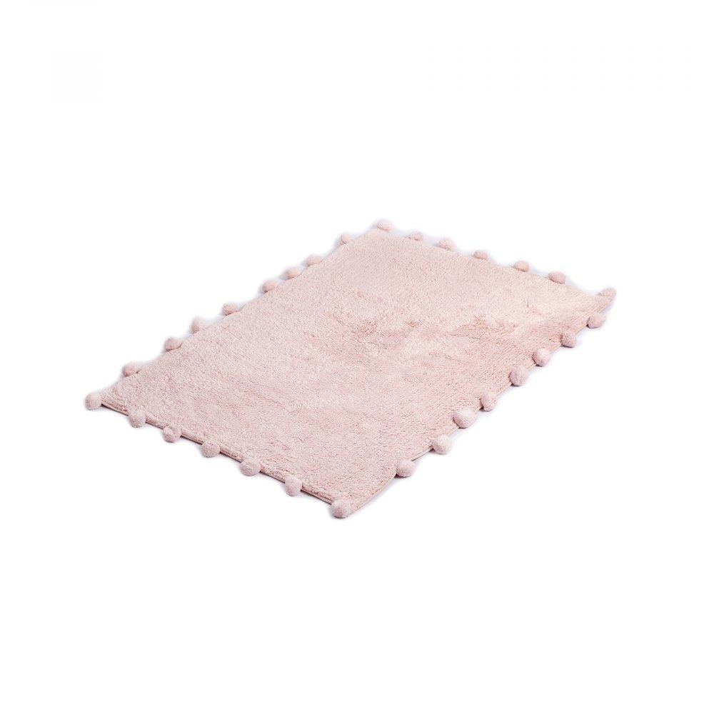 Коврик Irya - Alya pembe розовый 70*110