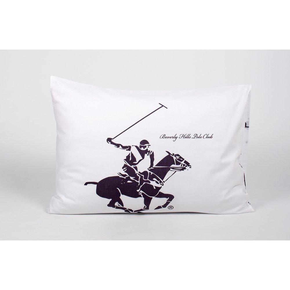Наволочки Beverly Hills Polo Club - BHPC 004 Lilac 50*70 (2 шт)