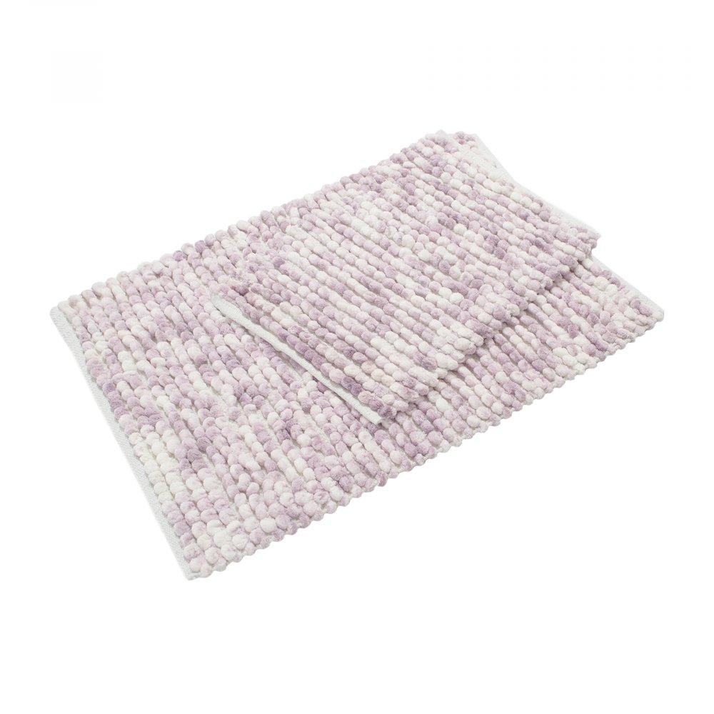 Набор ковриков Irya - Ottova lilac лиловый 60*90+40*60