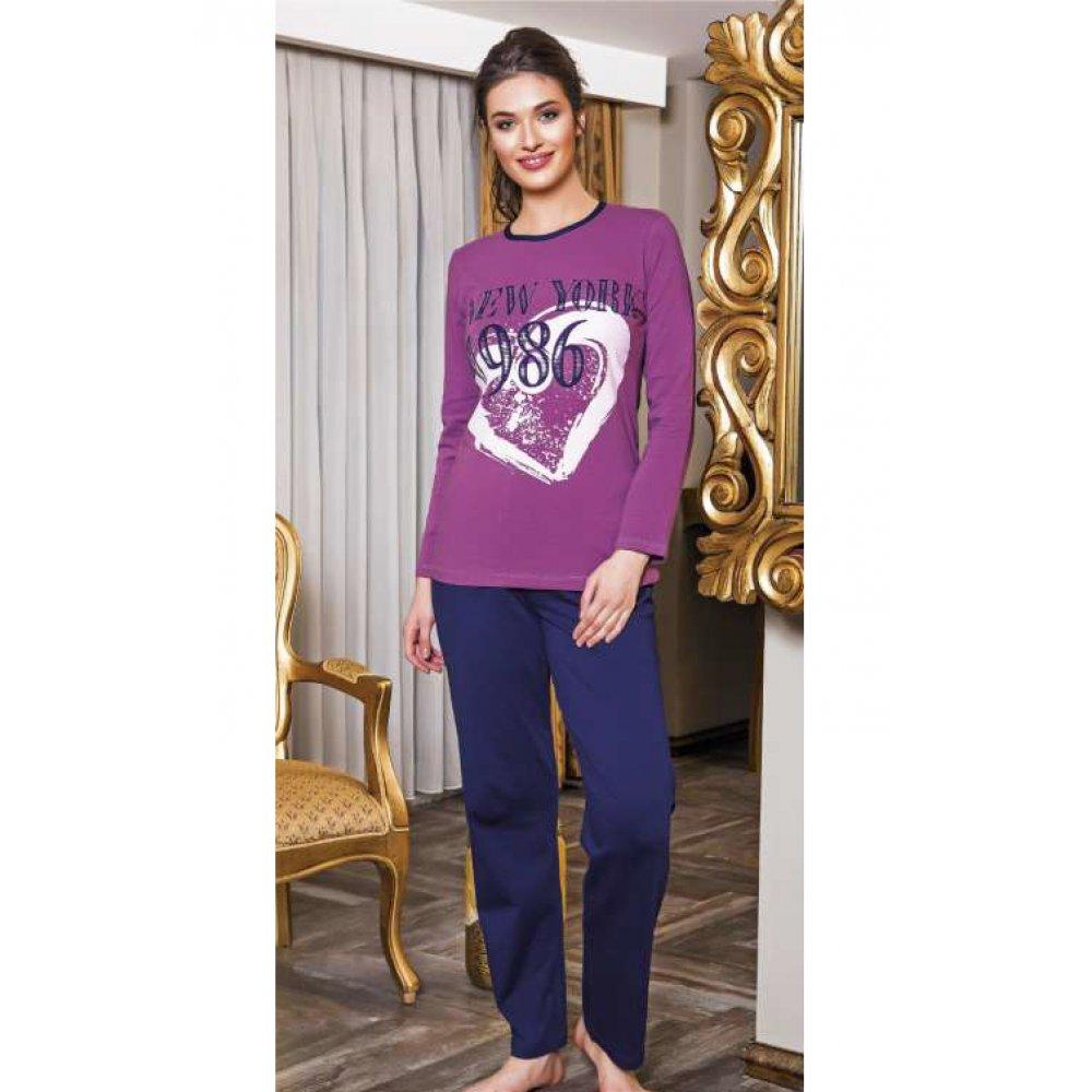 Домашняя одежда Lady Lingerie - 9296 M/L пижама
