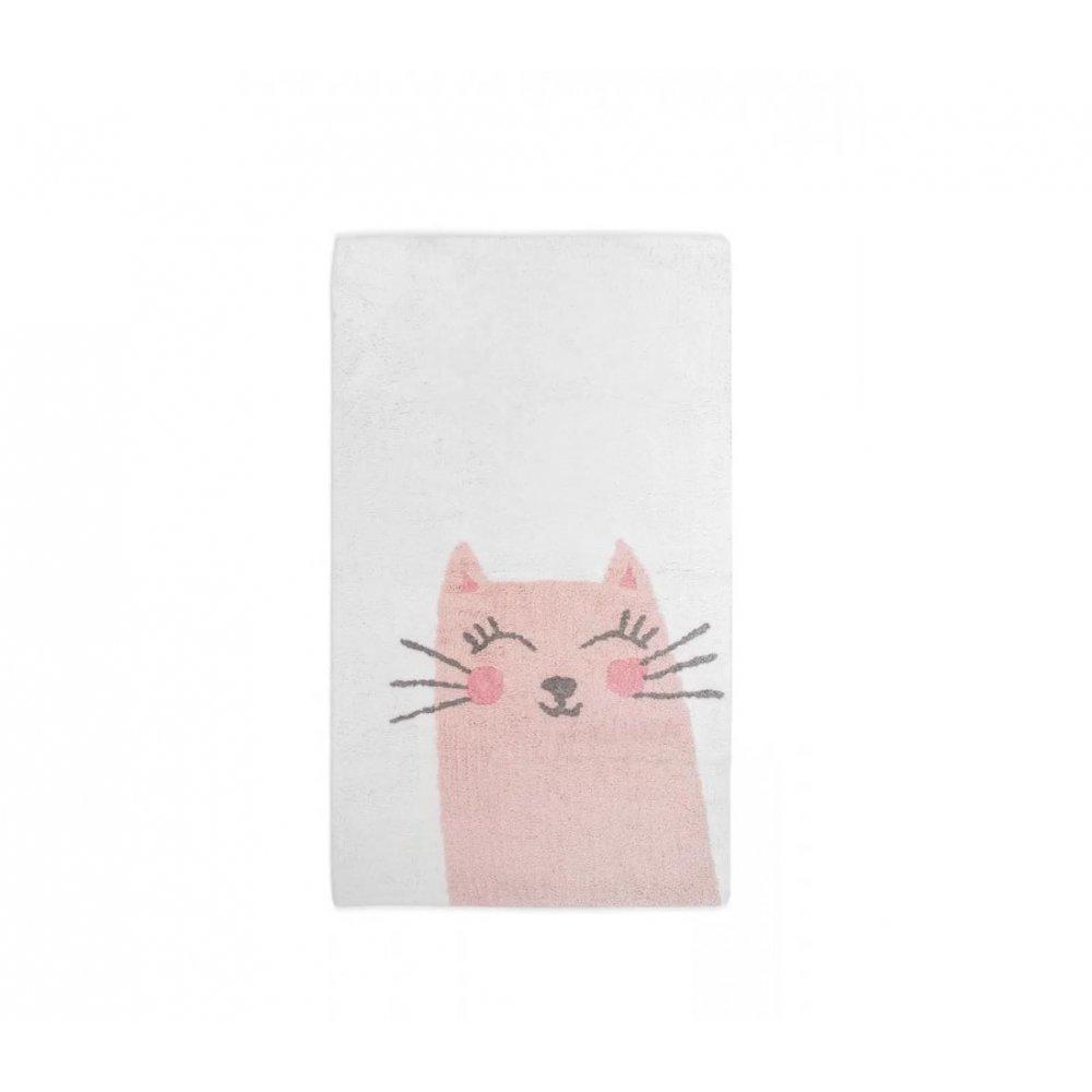 Коврик в детскую комнату Irya - Kitty pembe розовый 80*150