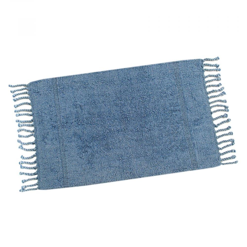 Коврик Irya - Paloma denim-blue голубой 70*105