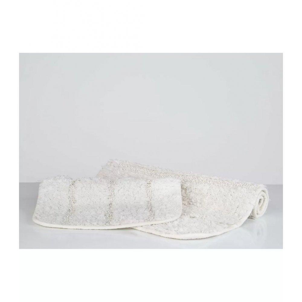 Набор ковриков Irya - Clay ekru молочный 60*90+40*60