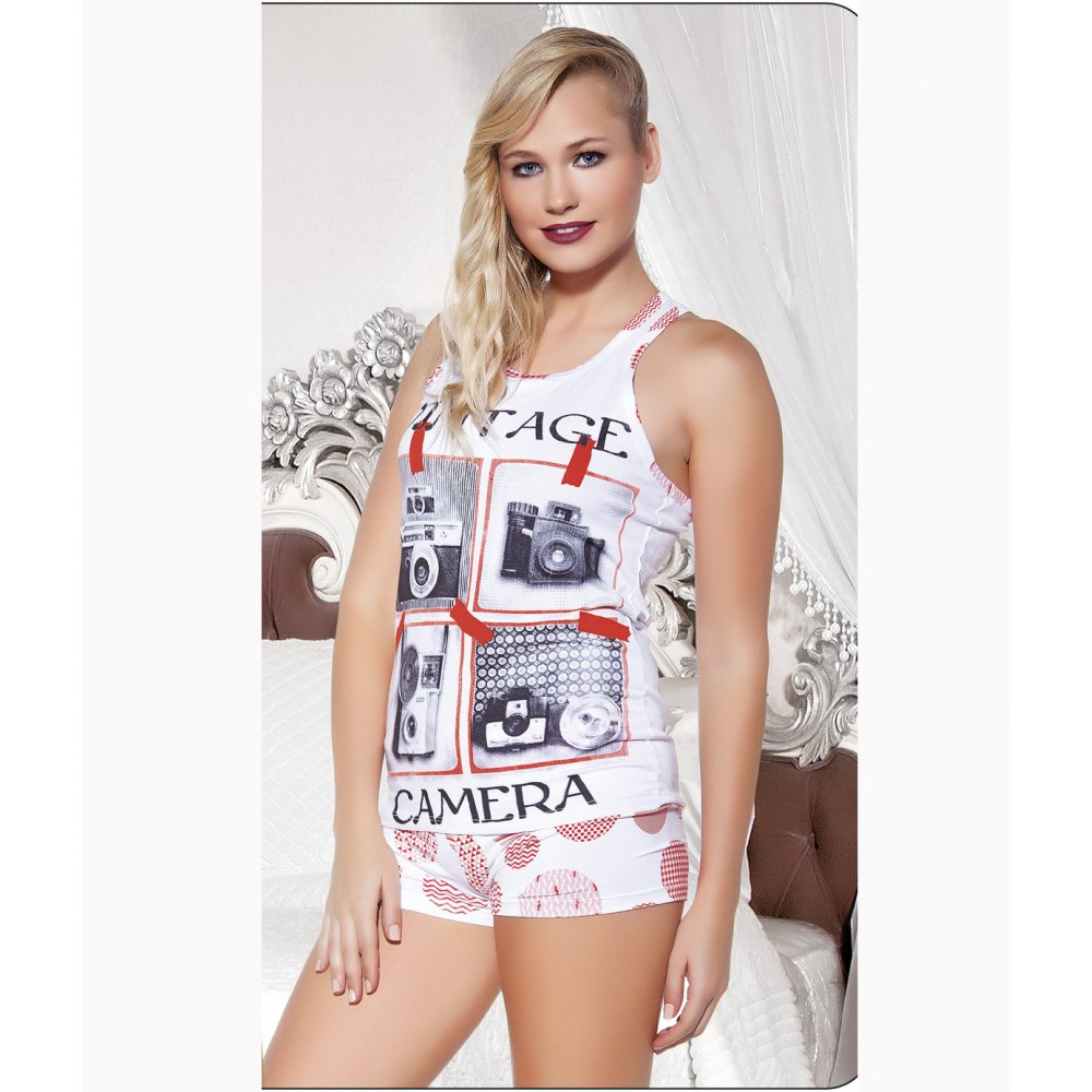 Домашняя одежда Lady Lingerie - 7026 L комплект