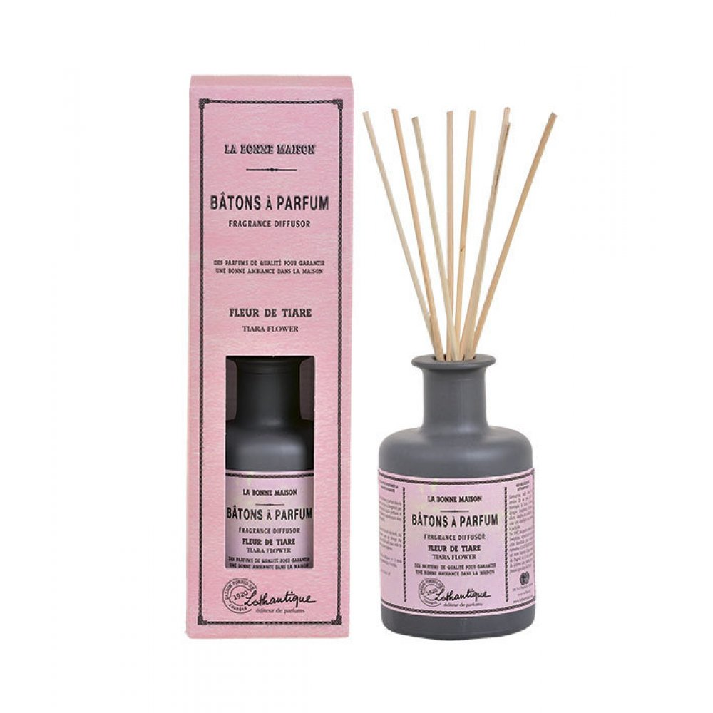 Диффузор-парфюм Lothantique - Fleur de Tiare Цветок Тиаре 200 мл