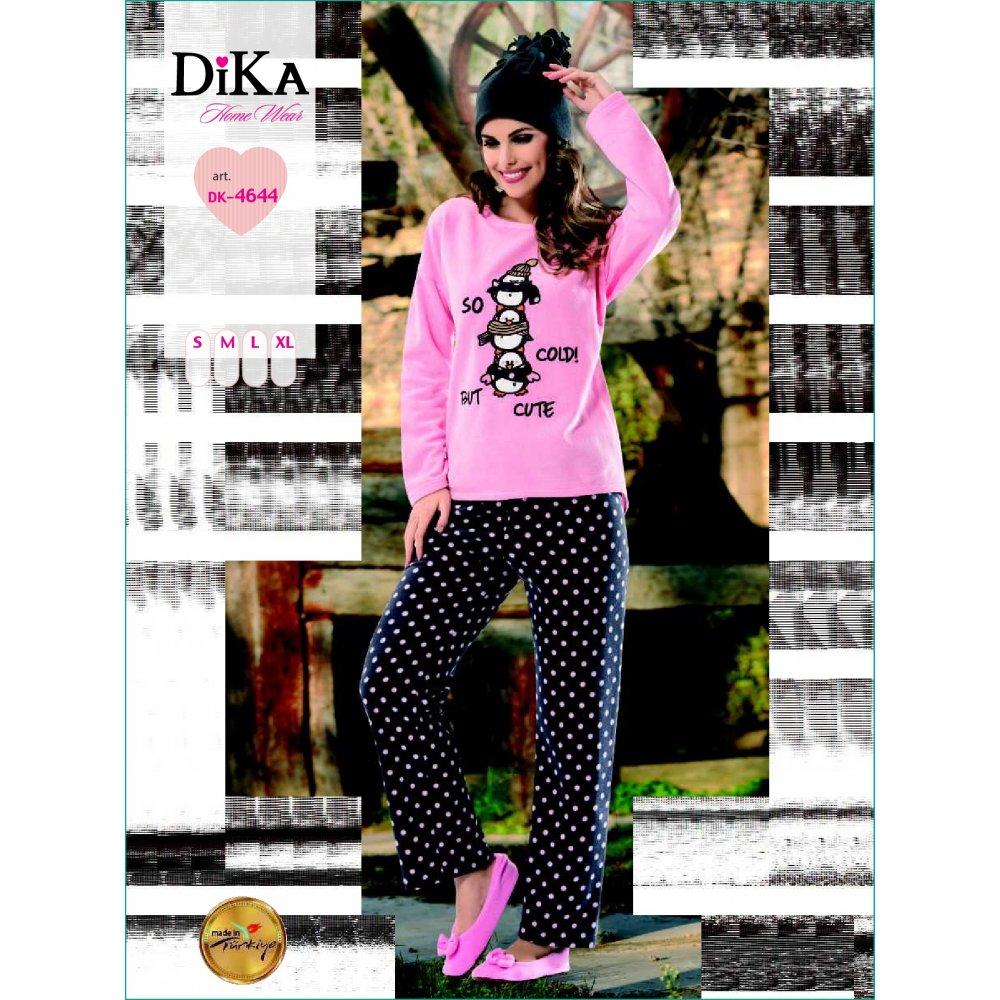 Домашняя одежда Dika - Пижама женская 4644 S