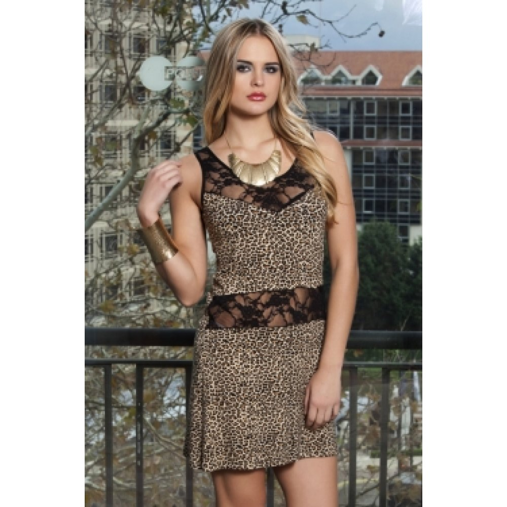 Домашняя одежда Lady Lingerie - 6145 М сарафан