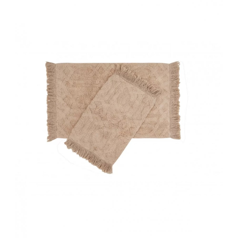 Набор ковриков Irya - Jebel somon лососевый 60*90+40*60